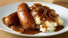Sausage and Mash | What British Food Are You Based On