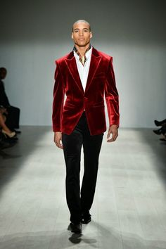Male Fashion Trends: HD Homme Autumn-Winter 2014 | World Mastercard Toronto Fashion Week