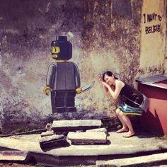 street art penang - Google Search