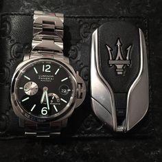 #mulpix ❌Panerai❌Maserati❌Gucci❌  #rolex #rolexero #rolexblog #lovewatches #watches #wwatches #watchporn #wristporn #wristshot #watchoftheday #rolexwrist #fashion #style #luxury #luxurytimepieces #swissmade #dailywatches #TheWatchesClub #swisswatchambassador #suitcarwatches #maserati #panerai #gucci #instagood #fun #car