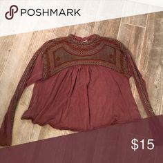 Spotted while shopping on Poshmark: Free people top! #poshmark #fashion #shopping #style #Free People #Tops