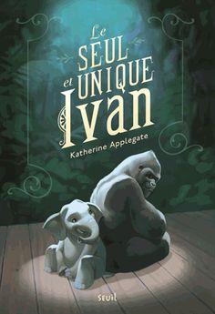 Ivan, gorille au dos argenté, vit dans une ménagerie. Il a la particularité de savoir dessiner ! Il côtoie Stella l'éléphante, Bob le chien et Julia la fille du gardien..