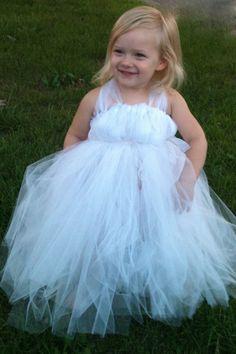 Marilyn Monroe inspired Dress White Tutu by pocketfulofposiesbou, $45.00