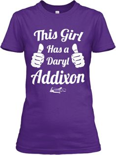 This Girl Has a Daryl Addixon T-Shirt ~ The Walking Dead
