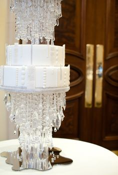 Sex and the City 2 'Chandelier Cake'