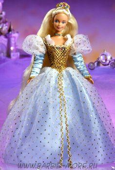 Barbie Doll as Cinderella, 1997