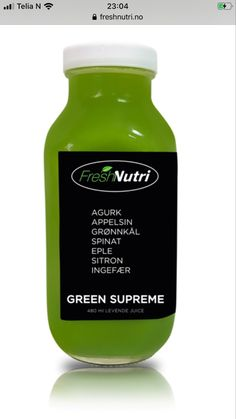 Supreme, Shampoo, Personal Care, Fresh, Bottle, Spinach, Personal Hygiene, Flask