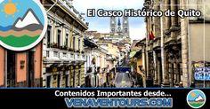 CENTRO HISTÓRICO DE QUITOUn lugar de la historia profunda y vistas asombrosasUn lugar de la historia profunda y…