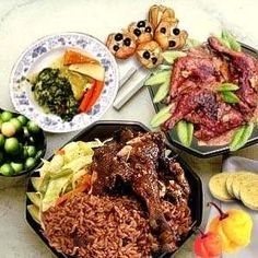 JAMAICAN FOOD RECIPES AND FACTS