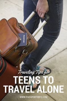 Does your teen have plan to travel alone? Check out these top tips that help your teen to enjoy the trip from air traveling to carry the right documents in order to be able to travel hassle-free.