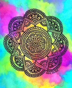 zentangle patterns in 2019 mandalas arte, mandalas, i Mandala Art, Mandala Doodle, Mandalas Painting, Mandalas Drawing, Mandala Design, Doodle Art, Mandala Tapestry, Watercolor Mandala, Henna Mandala