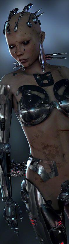 #Cyborg