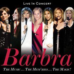 BARBRA STREISAND – THE MUSIC… THE MEM'RIES… THE MAGIC! The Music... The Mem'ries... The Magic! Is de titel van de concertreeks waarmee Barbra Streisand in 2016 de wereld doorkruiste. De kritieken waren meer dan lovend, zo schreef een journalist dat Streisand ook het alfabet had kunnen zingen, zo geweldig klonk het. De beeldregistratie van het concert is inmiddels uitgezonden op Netflix, het geluid verschijnt nu op CD. Die is verkrijgbaar in een enkele- en een dubbele versie. De 2CD bevat…