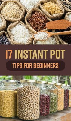 17 Instant Pot Tips For Beginners instapot recipes dinners Power Cooker Recipes, Pressure Cooking Recipes, Power Pressure Cooker, Instant Pot Pressure Cooker, Pressure Pot, Instant Cooker, Instant Pot Dinner Recipes, Hot Pot, Recipes For Beginners