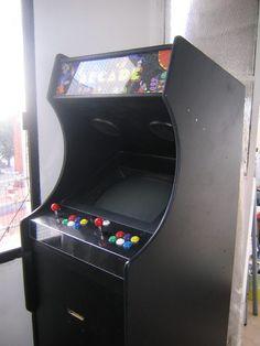Arcade Cabinet Kit, Fire Emblem Awakening, Arcade Machine, Table Games, Arcade Games, Game Room, Homemade, Pictures, Geek