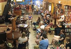Poetry Promotion, Almost Uptown Poetry Cartel. Readings every Thursday at the Midtown Scholar bookstore