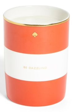 kate spade new york 'be dazzling' scented candles available at #Nordstrom