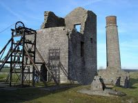 The Magpie Mine, A curse and a haunting.