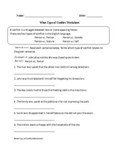 Worksheets Identifying Irony Worksheet Answers types of irony worksheet also identifying types