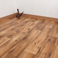 Our Regent Dayton Vinyl Flooring has a gorgeous embossed feel and unique wood graining and knots throughout, emulating real wood but with the added vinyl bonuses of warmth and softness under wood, ease of maintence, and water proof properties!