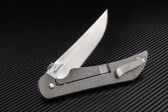 Pocket knife Boker Plus Stingray. Design by Sal Manaro. #boker