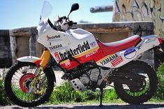 The Super Tenere Old Bikes, Dirt Bikes, Super Tenere, Rallye Paris Dakar, Adventure World, Gsxr 750, Roller Coaster Ride, Honda Cb, Front Brakes