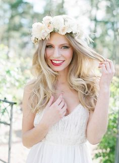 Flower Crown Laura Murray Photography