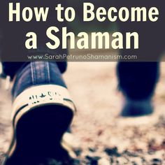 When you know you want to become a shaman, what happens next? This 5 step list contains my must-dos on the path to becoming a shaman.