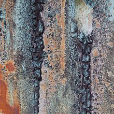 Photograph by david henderson. more corrugated iron. You can achieve this grungy look on paper with paint ...
