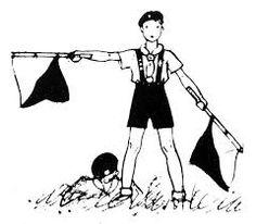 Sémaphore Boys Life, Boy Scouts, Images, Clip Art, Google, Camps, Pen Pal Letters, Searching, Scouting