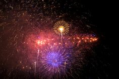Did you know there are different kinds of #fireworks? #celebrate #independenceday
