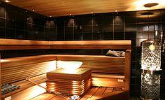 Tunnelmalliset saunat