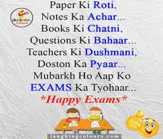 Image result for exam shayari