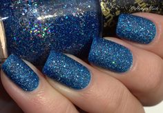 HungryNails: Blue Friday   Happy Birthday mit OPI Get your Number