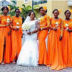Good morning Nigeria!  Bouquet on this lovely bride by @lovebugng  #bride #bridalinspiration #weddings #idonigeria