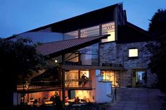 The Byre Theatre in St Andrews, Fife, Scotland. Scotland's only 5* theatre!