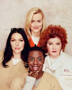 OitnB Cast - orange-is-the-new-black Photo