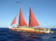 Images For > Ancient Hawaiian Canoes