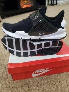 3aa1a92046b2 Nike Sock Dart SE Black White Size 12 833124-001 EUC  fashion  clothing   shoes  accessories  mensshoes  athleticshoes (ebay link)