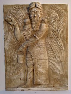 What if, this depicts an Ancient Ancestor not Alien and he became the first gardener. Looks like he's planting potatoes to me. Ancient Aliens, Ancient Egypt, Ancient History, Art History, Ancient Mesopotamia, Ancient Civilizations, Ancient Mysteries, Ancient Artifacts, Religion