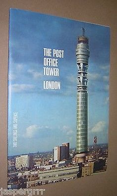 The post #office tower. london. 1960s. #souvenir brochure. well #illustrated.,  View more on the LINK: 	http://www.zeppy.io/product/gb/2/361438780166/