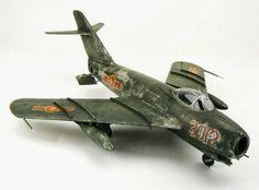 Haggis Models VPAF MiG-17