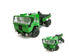 Kovic 6x6 Trials Truck | by J5N