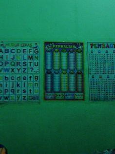 Berhitung dan abjad