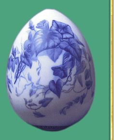 Russian Imperial Easter Eggs - Gallery of Eggs - Egg with Floral Decoration