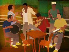 Jorge Ben, Banjo, Samba, Drawings, Board, Poster, Painting, Great Names, Capoeira