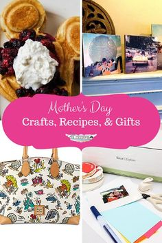 Mother's Day Crafts,