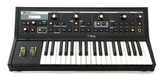 Moog Discontinues Little Phatty Synthesizer
