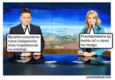Cynická obluda: Mimoriadna správa  ... alebo aj o názor ...