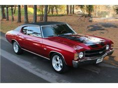 '72 Chevy Chevelle